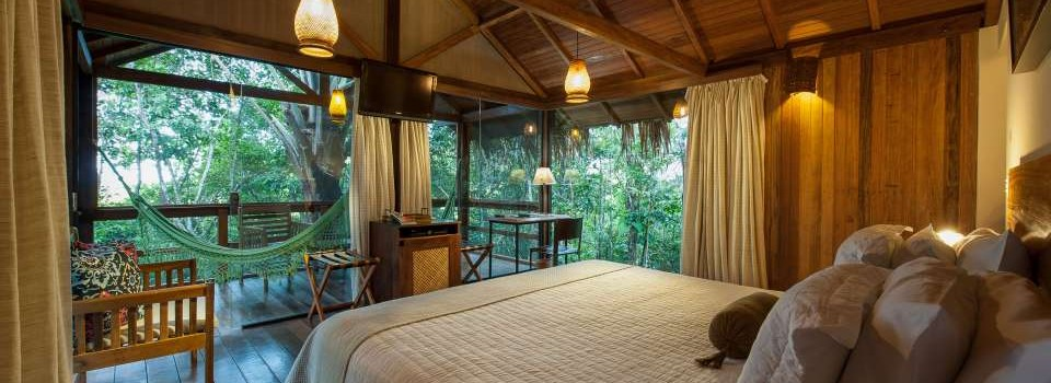 ANAVILHANAS JUNGLE LODGE « archipel des Anavilhanas - AMAZONIA »