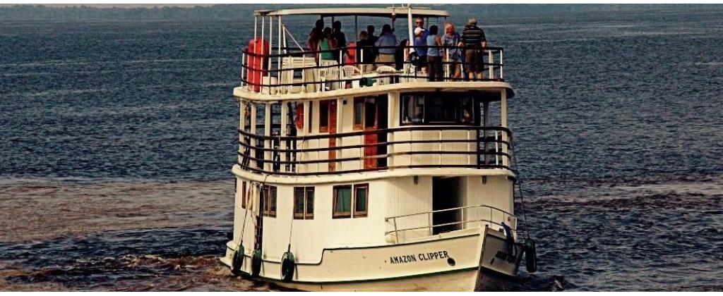 Amazonie Découverte en bateau