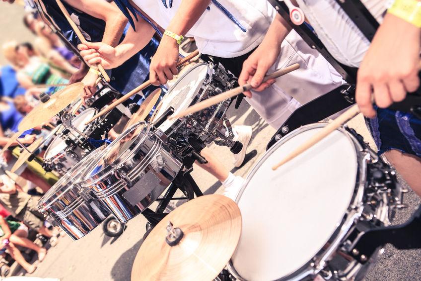 batterie de Samba Brésil