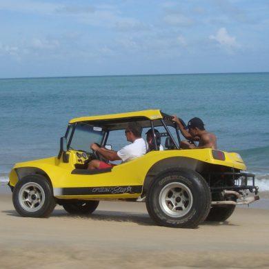 buggy brésil en route vers canoa