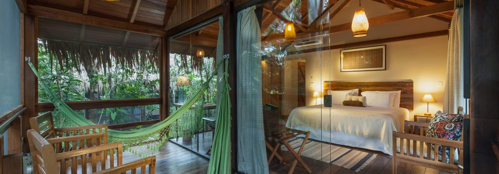 bungalow Luxe Anavilhanas lodge