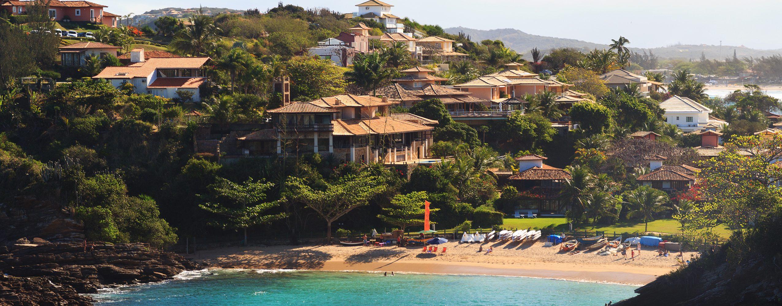 Buzios maisons de vacances