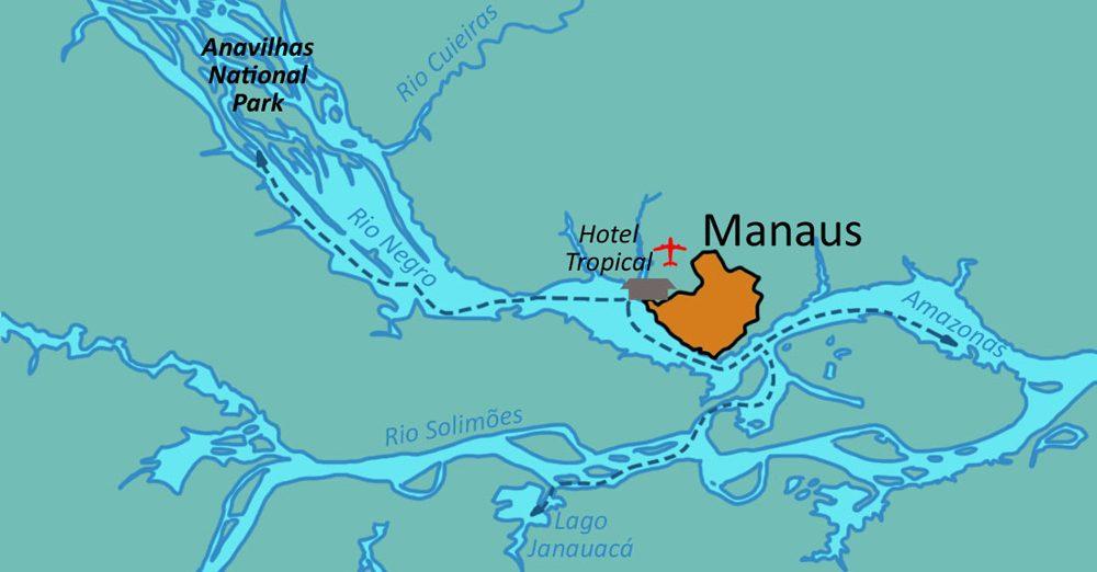 Croisière Amazone Rio Negro-1