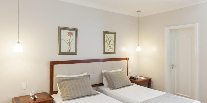 chambre vue mer hotel olinda rio