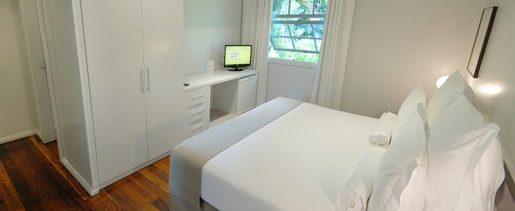 chambre hotel sao Martin iguaçu