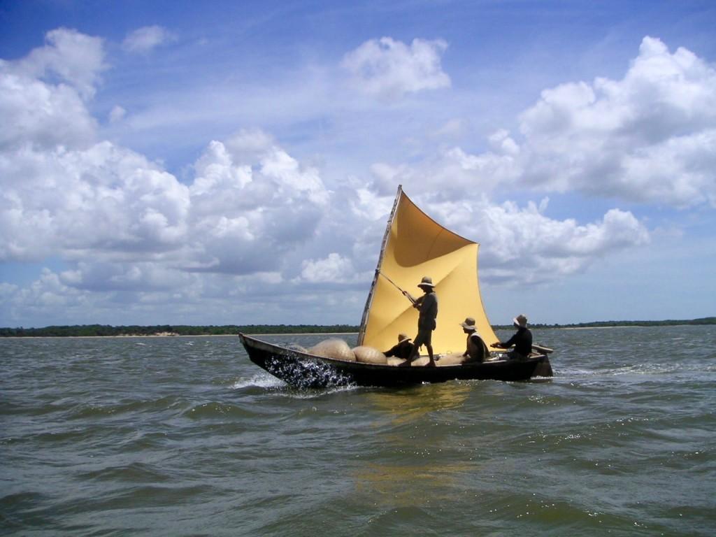 Delta Parnaiba barque