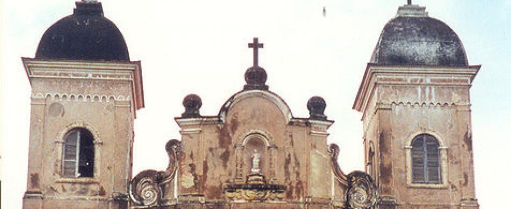Eglise dans le Minas Gerais