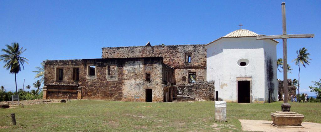 Forte de Avila praia do Forte