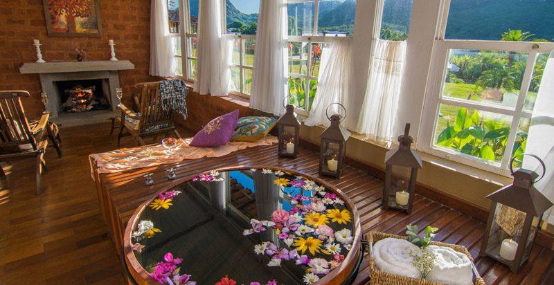 hotel brisa da serra Tiradentes Brésil