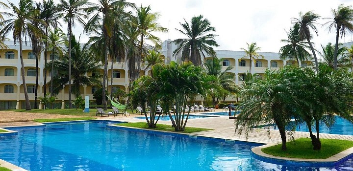 hotel Pestana Sao Luis