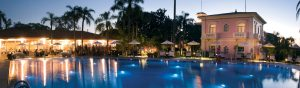 Iguaçu piscine hotel das cataratas