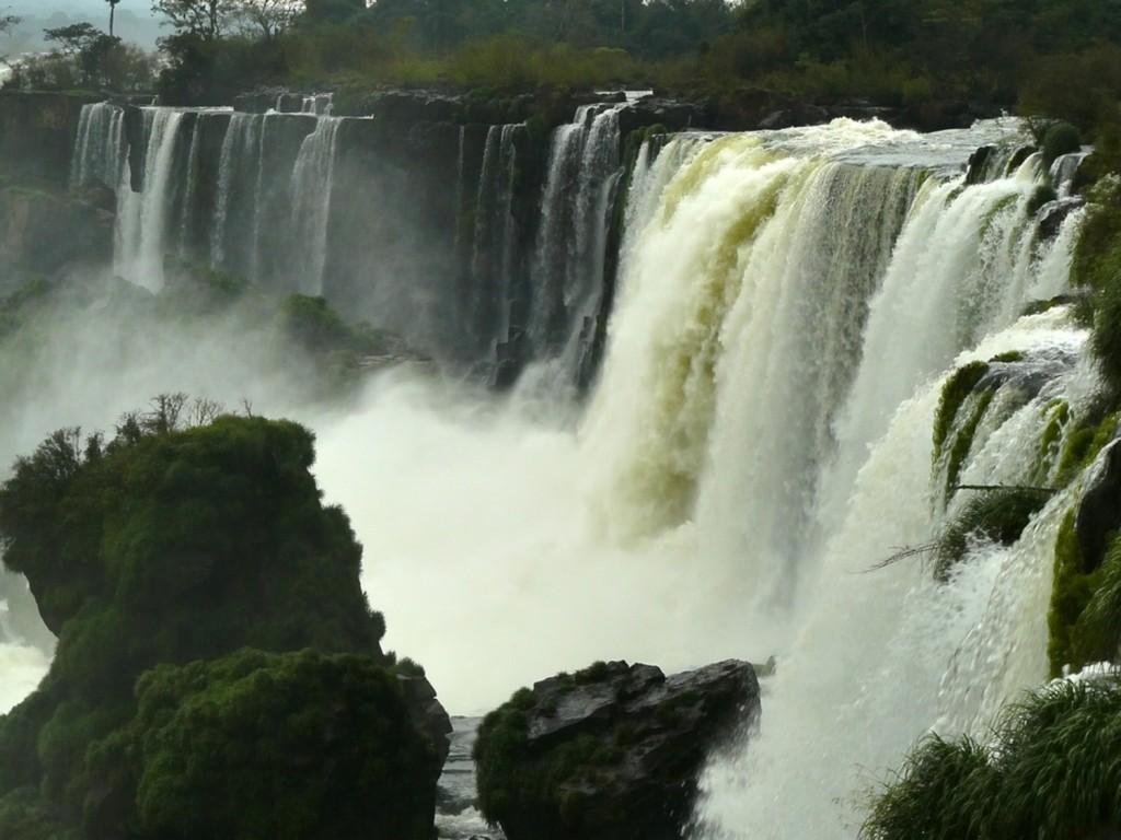 Iguaçu chutes argentines