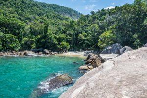ilha Grande Petite crique