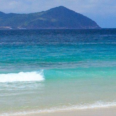 ilha Grande vagues plage Ilha Grande