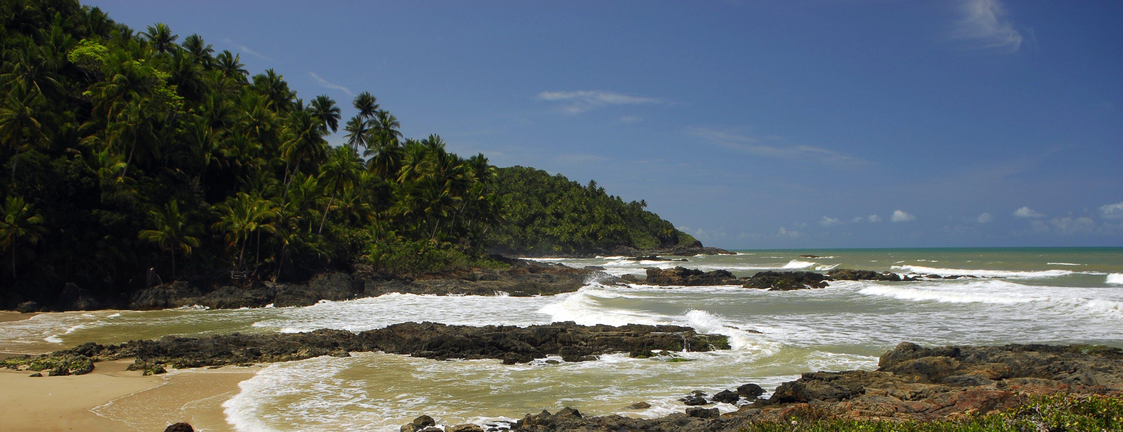Itacare jungle et océan