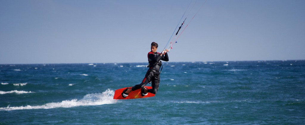 kite surf_Sauts et sensations