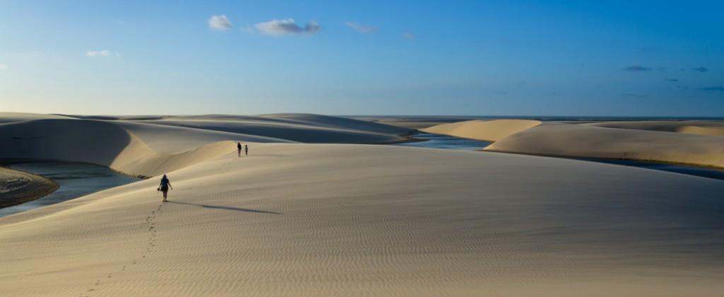 le desert des lençois Maranhenses_trekking
