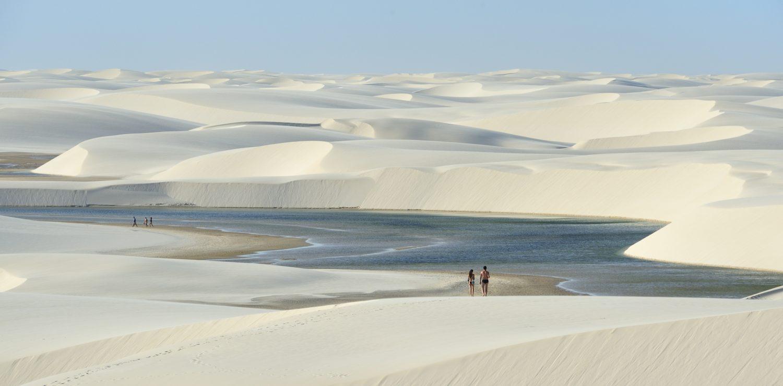Lençois Maranhao dunes infinies