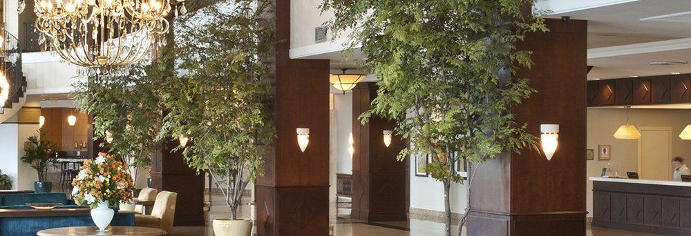lobby Hotel Bourbon
