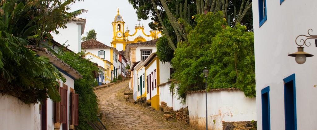 Minas Gerais_Typique rue coloniale