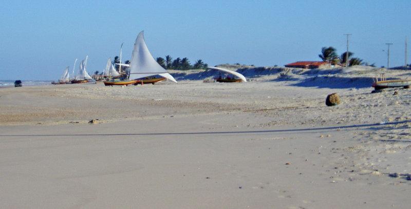 jangada plage