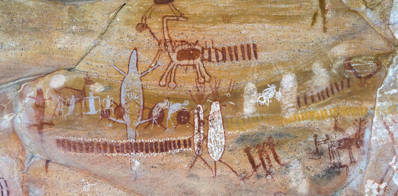 peinture rupestre Serra da Capivara