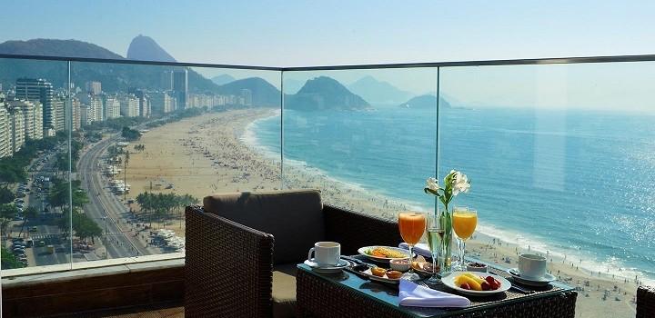 petit déjeuner hotel Pestana Atlantica