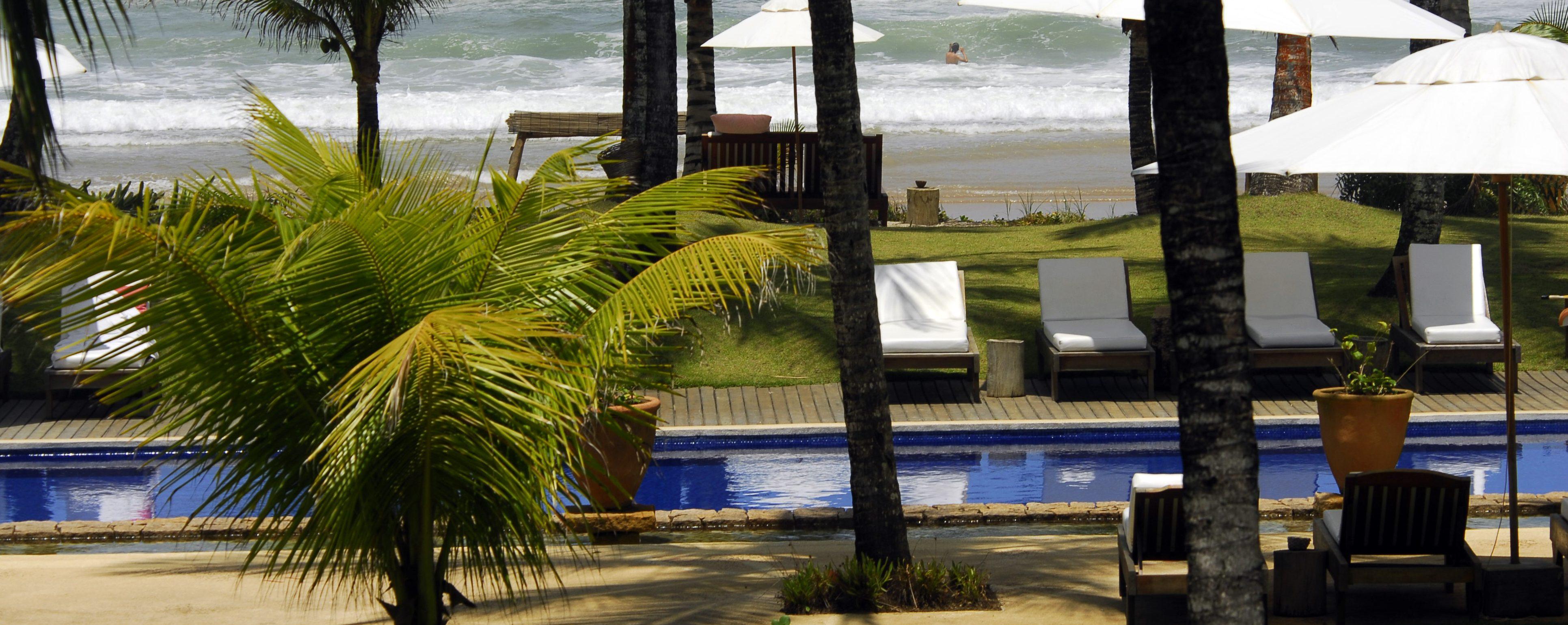 Piscine Txai Resort