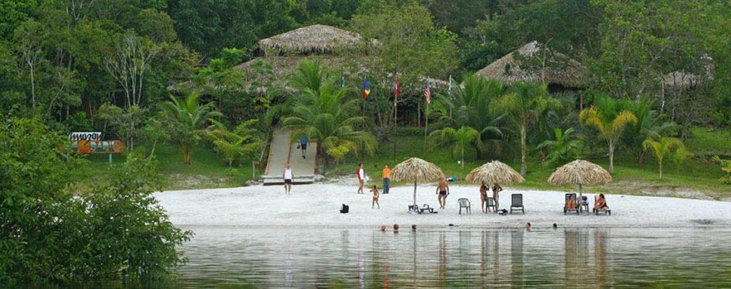 plage Amazone eco park