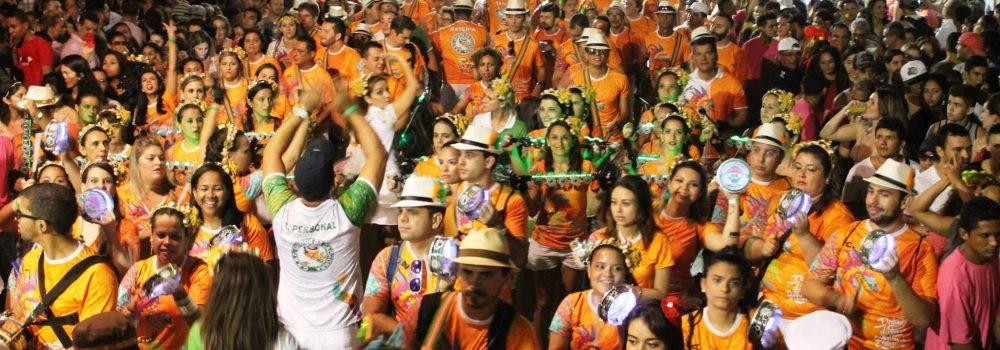 précarnaval à Fortaleza