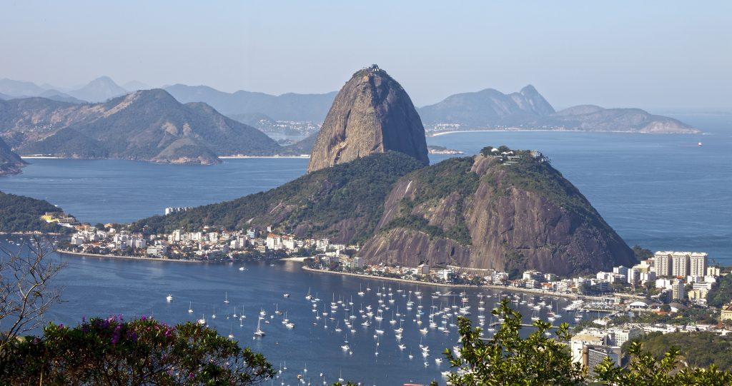 Rio de Janeiro Pain de Sucre et son quartier