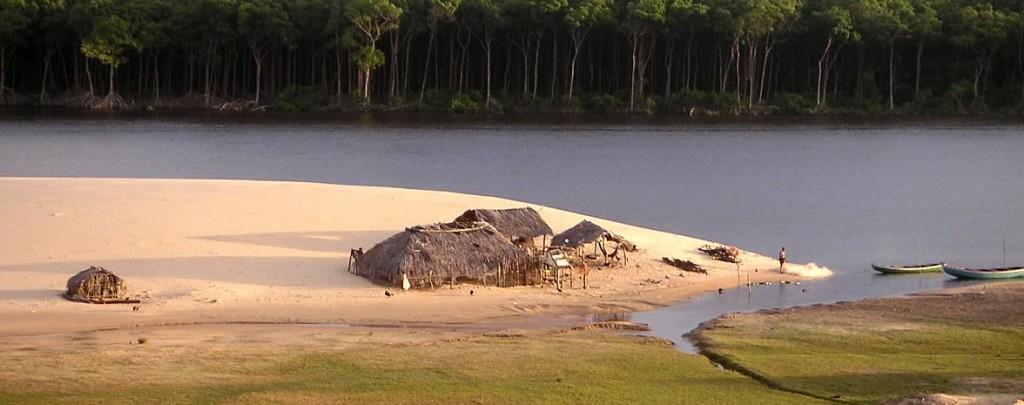 Rivière Preguicas Vassouras Piaui