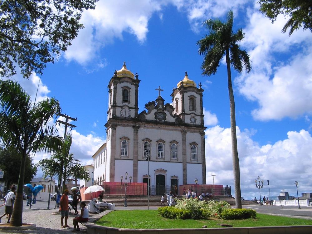 Salvador Bahia panoramique