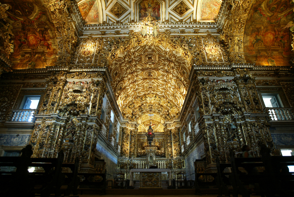 Salvador Bahia Historique