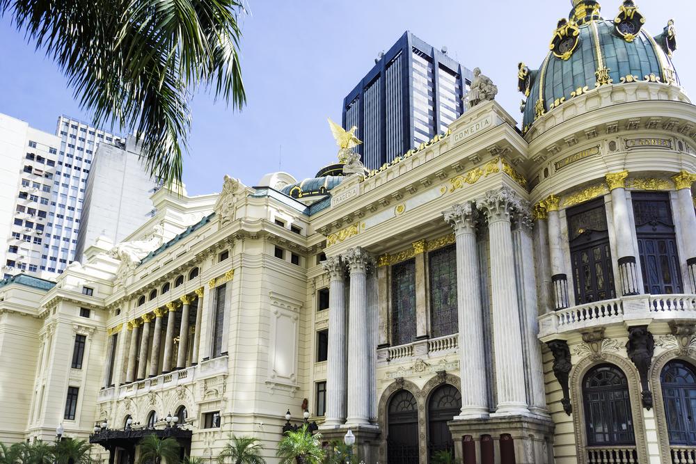 theatre Rio de Janeiro
