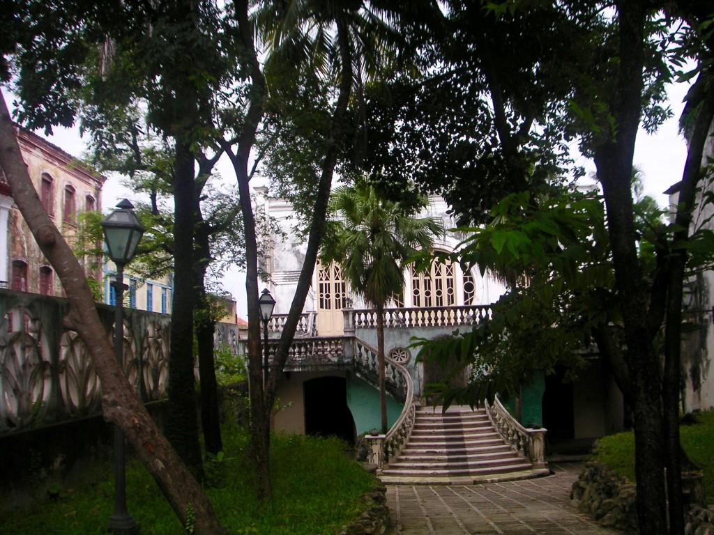 vieille maison de sao Luis