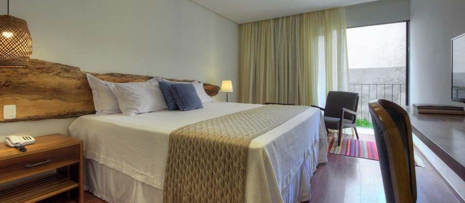 chambre superior hôtel Villa Amazonia à Manaus