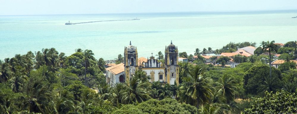 Chapelle dorée - Recife
