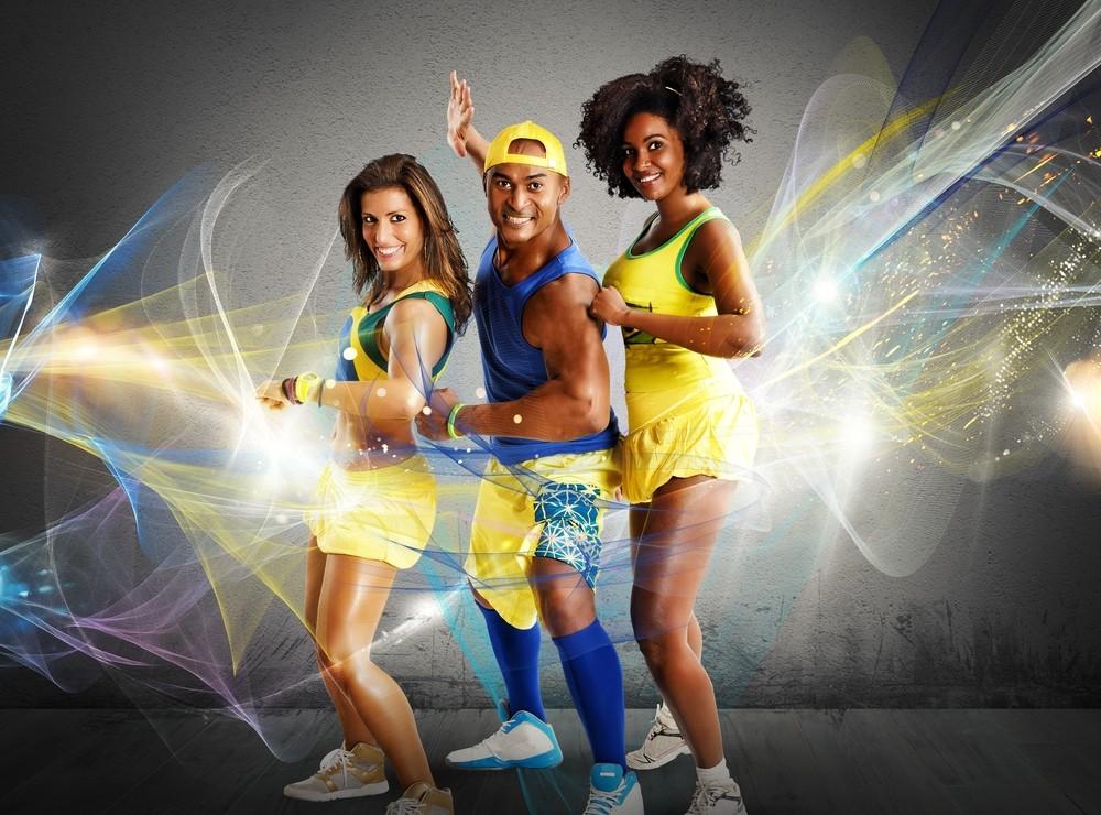 danseur funk carioca Brésil