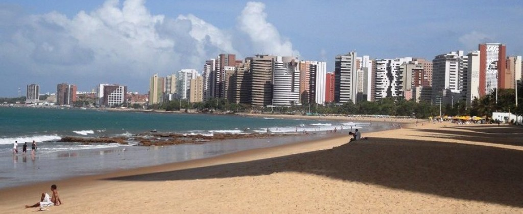 la Beira-mar de Fortaleza
