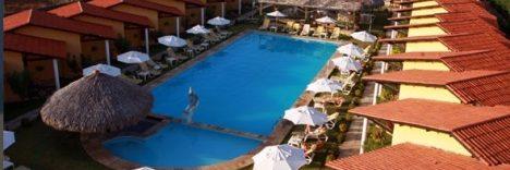 Piscine hotel Golfinho cumbuco