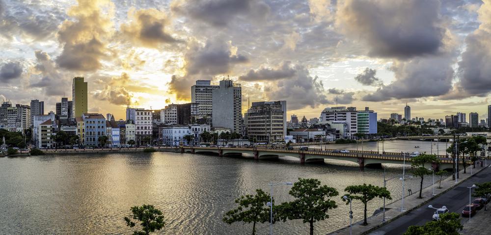 Recife canaux
