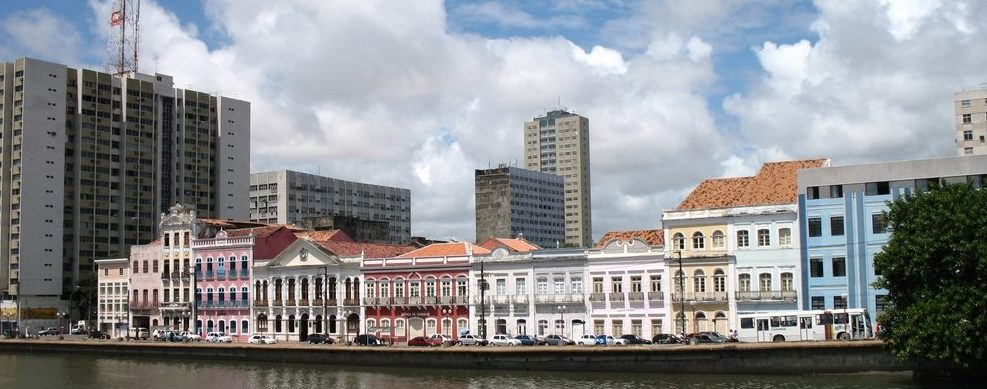 Recife - maison historique
