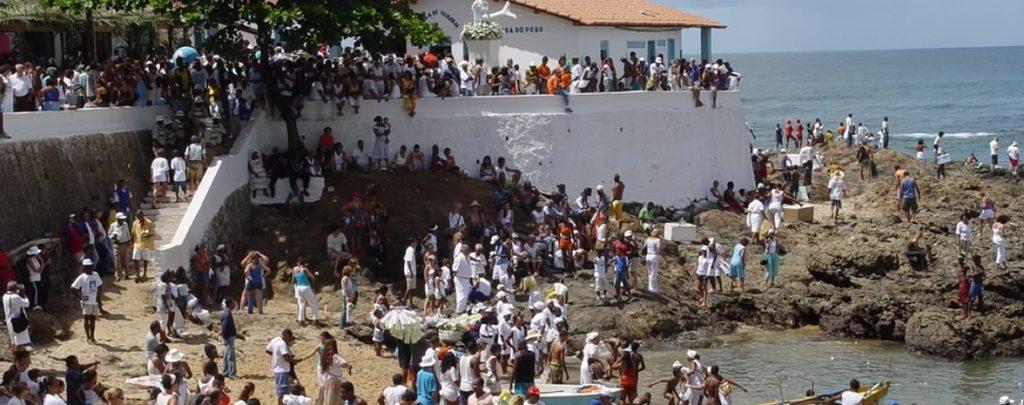 2 février Fête de Iemanja Salvador