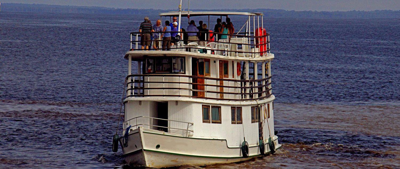 bateau croisiere amazone rio negro