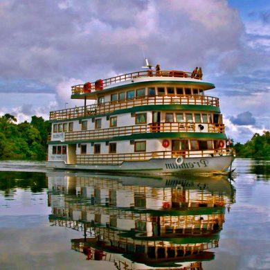 Amazonie Bateau de croisière Rio Negro