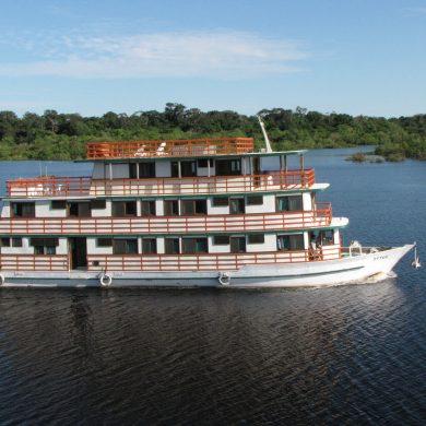 Amazonie bateau otter premium