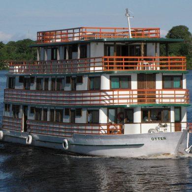 Amazonie croisière otter premium