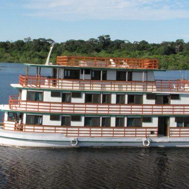 Amazonie les 3 ponts du otter premium