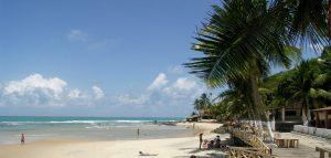 bain de soleil plage de Pipa